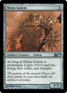 Thran Golem