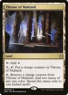 Throne of Makindi