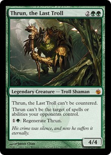 Thrun, the Last Troll