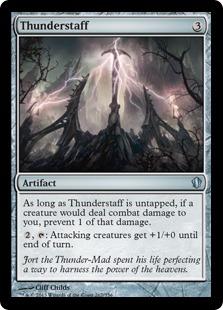 Thunderstaff