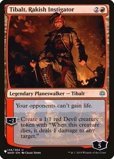 Tibalt, Rakish Instigator [PLIST]