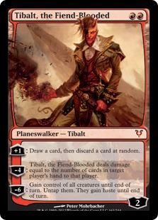 Tibalt, the Fiend-Blooded