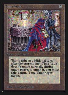 Time Vault [CED]