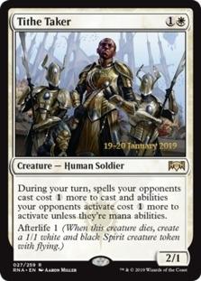 Tithe Taker [PRM-PRE] (F)