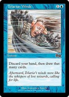 Tolarian Winds [UZ]