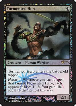 Tormented Hero [PRM-FNM] (F)
