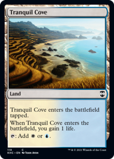 Tranquil Cove [KHC]