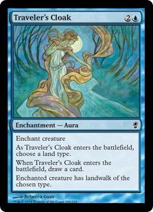 Traveler's Cloak