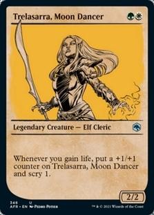 Trelasarra, Moon Dancer <showcase> [AFR]