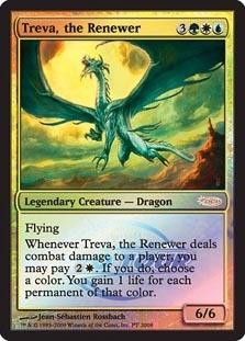 Treva, the Renewer [PRM-PTP] (F)