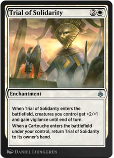 Trial of Solidarity