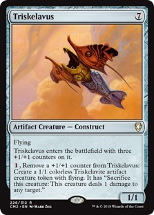 Triskelavus