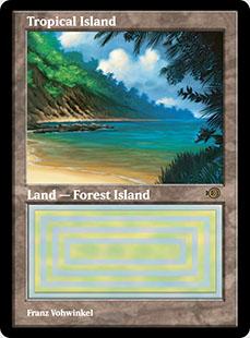Tropical Island [PRM]
