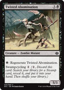 Twisted Abomination [DD3_GVL]