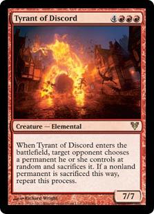 Tyrant of Discord