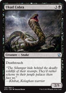 Ukud Cobra [DTK] (F)