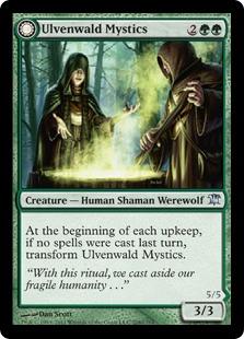 Ulvenwald Mystics