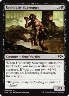 Undercity Scavenger