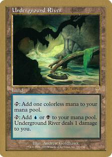 Underground River <Antoine Ruel> [WC01]