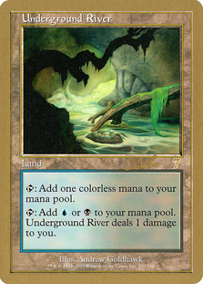 Underground River <Carlos Romao> [WC02]