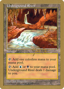 Underground River <Jakub Slemr> [WC97]