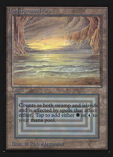 Underground Sea [CEI]