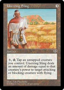 Unerring Sling