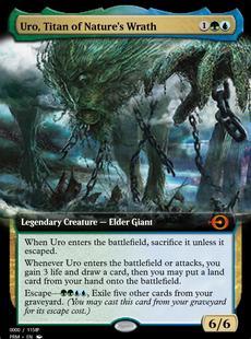 Uro, Titan of Nature's Wrath [PRM] (F)