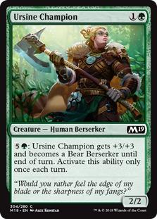 Ursine Champion