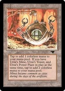 Urza's Mine <Sphere> [ATQ]