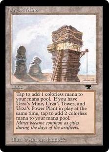 Urza's Mine <Tower> [ME4]