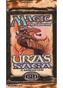 Urza's Saga Booster