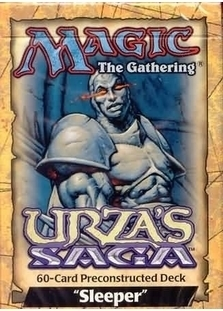 Urza's Saga Theme Deck: Sleeper