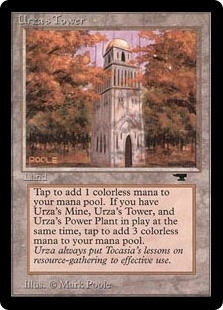 Urza's Tower <Forest> [ME4]