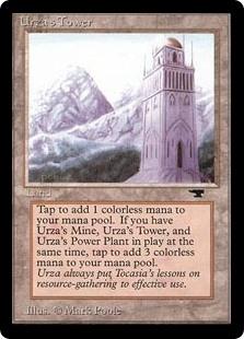 Urza's Tower <Mountains> [ATQ]