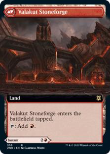 Valakut Stoneforge