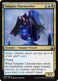 Vampire Charmseeker