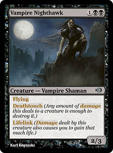 Vampire Nighthawk [PRM]