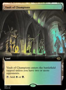 Vault of Champions [PRM]