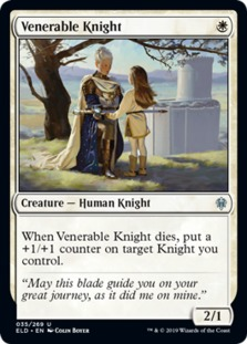 Venerable Knight