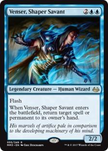 Venser, Shaper Savant
