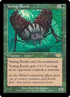 Vexing Beetle