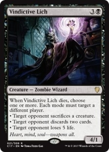 Vindicitive Lich