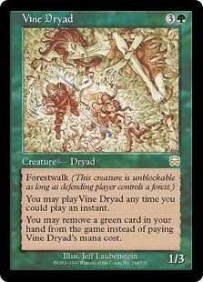 Vine Dryad [MM]