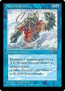 Viscerid Armor