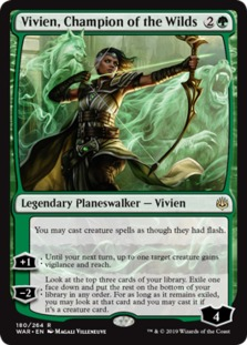 Vivien, Champion of the Wilds