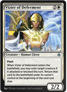 Vizier of Deferment