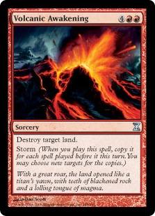 Volcanic Awakening
