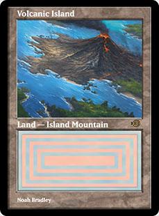 Volcanic Island [PRM] (F)