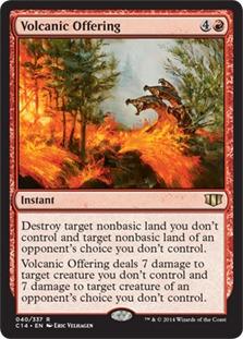 Volcanic Offering